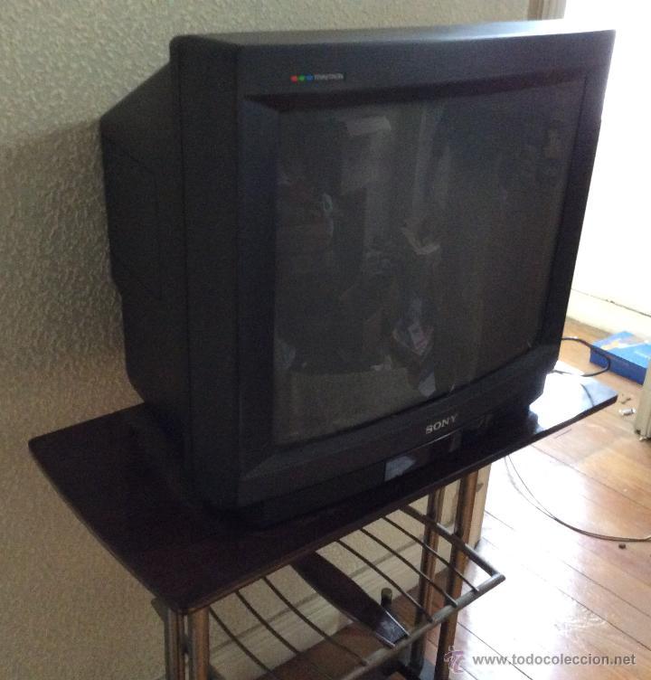 Vintage: Televisión SONY - Foto 2 - 53615844