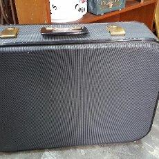 Vintage: MALETA VINTAGE AÑOS 60-70. 60X42X17CM. Lote 53618053