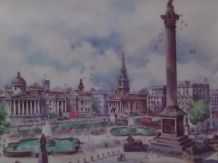 Vintage: TARJETERO EN MELAMASTER DE KENNETH AND BROMLEY DE TRAFALGAR SQUARE. LONDON. - Foto 6 - 53667617