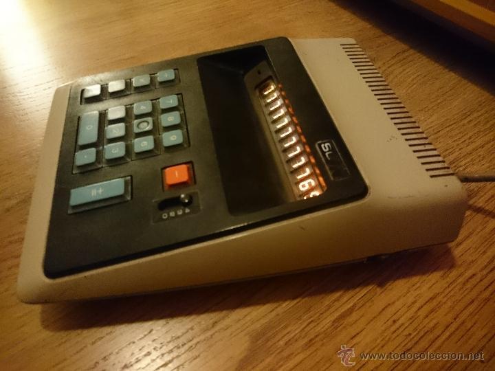 Vintage: Antigua calculadora fabricada en Japon - Foto 3 - 53847706