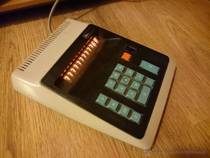 Vintage: Antigua calculadora fabricada en Japon - Foto 4 - 53847706