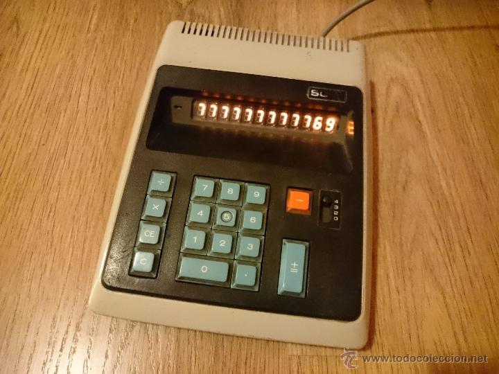 Vintage: Antigua calculadora fabricada en Japon - Foto 5 - 53847706