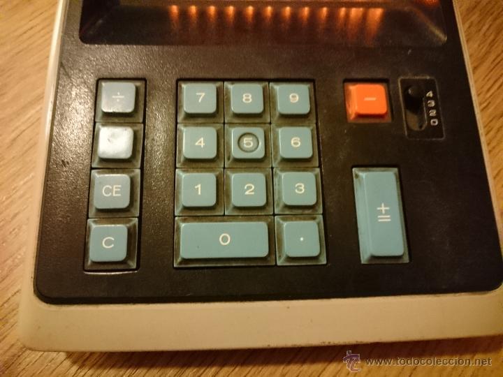 Vintage: Antigua calculadora fabricada en Japon - Foto 6 - 53847706