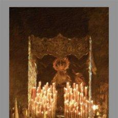 Reprodución de pintura en Azulejo 20x30 de la Virgen de la Amargura de Sevilla