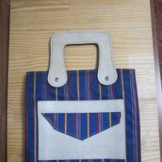 Vintage: BOLSA ESCOLAR AÑOS 60-70. Lote 53944286
