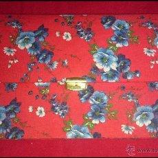 Vintage: ARCHIVADOR ESTAMPADO. Lote 117642903