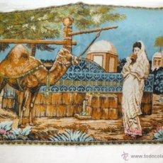 Vintage - precioso tapiz vintage años 70 - 54191451