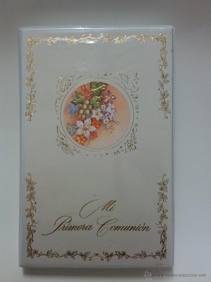 ESTUCHE PRIMERA COMUNION - LAPICES, COMPAS... AÑOS 80 - NUEVO (Vintage - Varios)