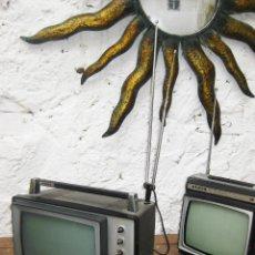 Vintage: TELEVISION PHILIPS TV VINTAGE AÑOS 60 IDEAL DECORACION ESCENARIO TIENDAS FOTOGRAFIAS. Lote 54243563