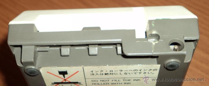 Vintage: CALCULADORA impresora Casio HR-12 - Foto 3 - 54251938