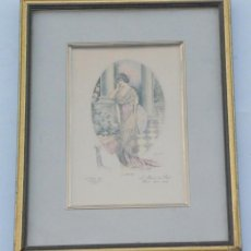 Vintage: LA FEMME - CHIC - A. LOUCHEL ÁLBUM DE PARIS BAL FLIVER 1911-1912 MODA FRANCIA.AÑOS 70.. Lote 54761863