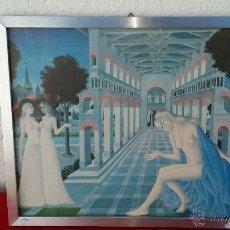 Vintage: CUADRO LAMINA. Lote 54808044