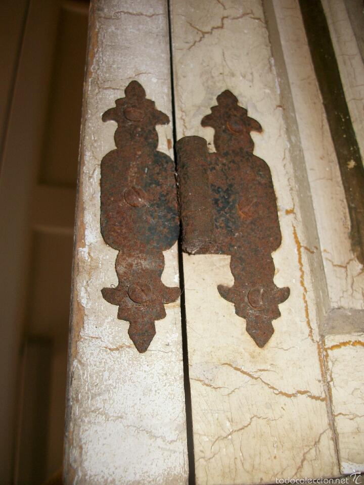 Vintage: Mueble tallado madera - Foto 4 - 54814316