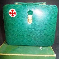 Vintage: ANTIGUO BOTIQUIN CON CRUZ ROJA.. Lote 55084512