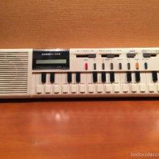 Vintage: TECLADO ELECTRONICO CASIO VL-TONE VL1 EN PERFECTO ESTADO. CON INSTRUCCIONES Y FUNDA. Lote 55324069