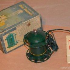 Vintage: VINTAGE - FLORA FOUNTAIN - BATTERY OPERATED - FUNCIONANDO - EN SU CAJA ORIGINAL. Lote 56106778