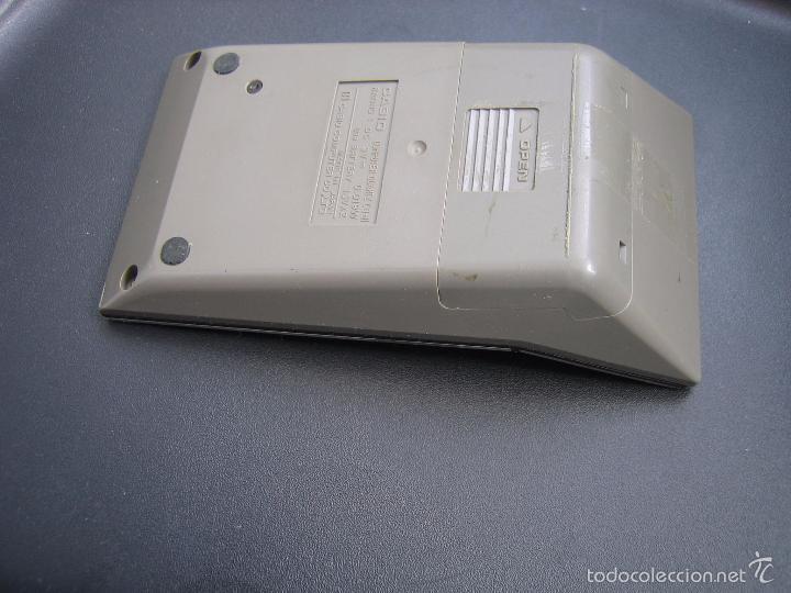 Vintage: Calculadora casio CQ-81. Funciona - Foto 6 - 56149208