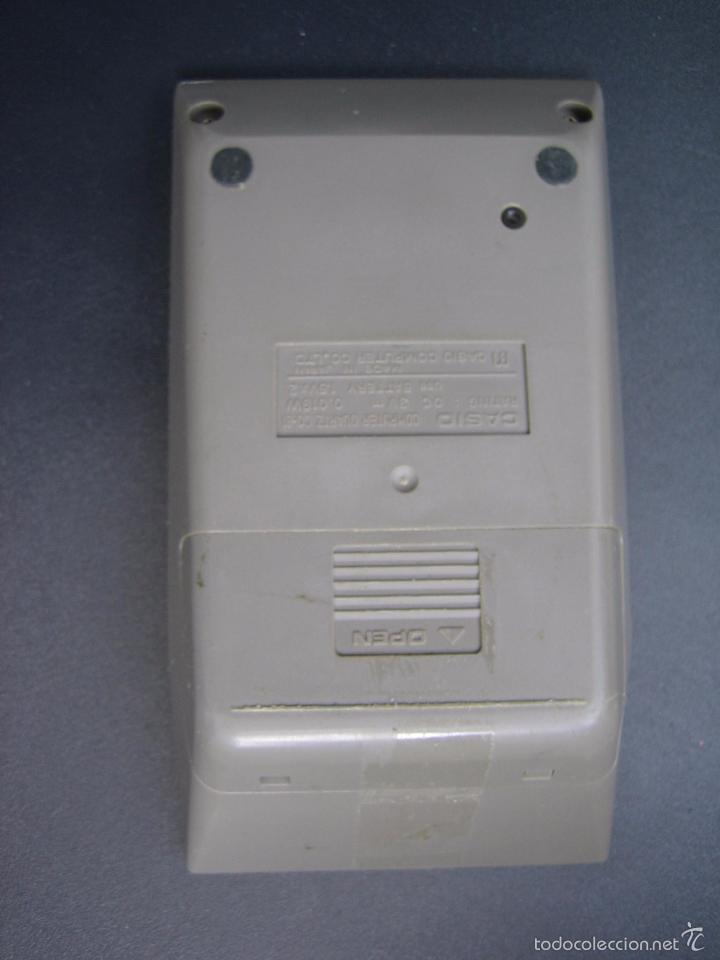 Vintage: Calculadora casio CQ-81. Funciona - Foto 7 - 56149208