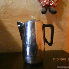 Vintage: CAFETERA ELECTRICA EXPRESS IBERLAND AÑO 1962. Lote 56178530