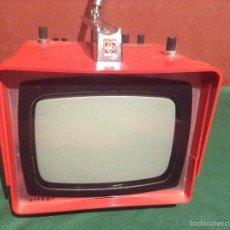Vintage: TELEVISOR PORTATIL VINTAGE. Lote 56729792