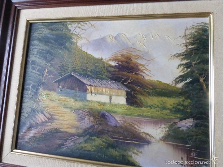 pareja de cuadros vintage-clásicos dibujos de p - Comprar en ...