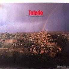 Vintage: POSTER DE TOLEDO. Lote 56973880