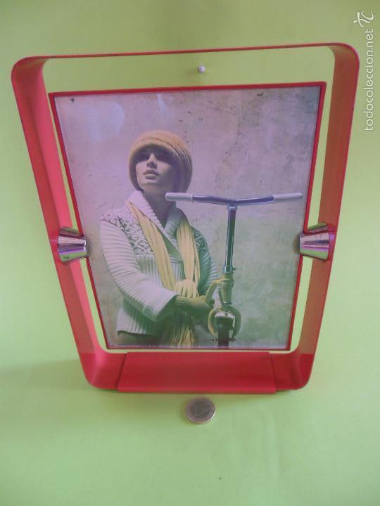 marco nogargon vintage retro metal y plastico c - Comprar en ...
