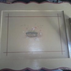 Vintage: BANDEJA / CAMARERA .. Lote 57300164
