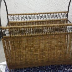 Vintage: ANTIGUO REVISTERO . Lote 57348405