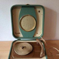 Vintage: ANTIIGUO TOCADISCOS DUALETTE. AÑOS 50. VINTAGE ORIGINAL. Lote 210247543