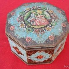 Vintage: CAJA EXAGONAL. Lote 57642195