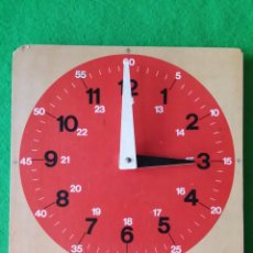 Vintage: RELOJ BOSCH DE EDUCTRADE S.A MADE IN SPAIN. Lote 57753075