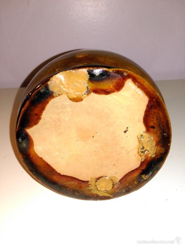 Vintage: Jarra de cerámica vitrificada. cafeteria clud 23 - Foto 6 - 57912790