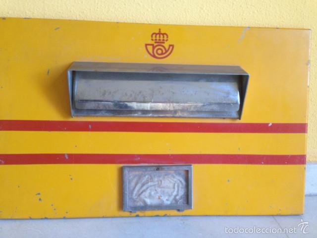 Buz n de correos antiguo original vintage comprar en todocoleccion 58096731 - Buzon vintage ...