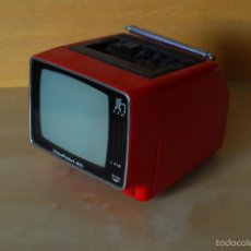 Vintage: TELEVISIÓN VINTAGE PORTÁTIL. VIDEO POCKET 416.. Lote 205238532
