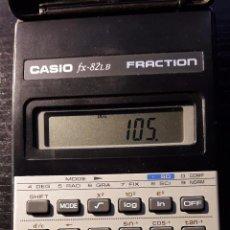 Vintage: CALCULADORA CIENTIFICA CASIO FX 82 LB FRACTION. Lote 58192185