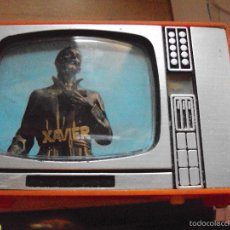 Vintage: VISOR EN FORMA DE TV ANTIGUO DEL MONASTERIO DE XAVIER. Lote 58229606