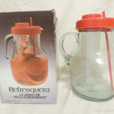 Vintage: REFRESQUERA LA CASERA AÑOS 70. Lote 58372627