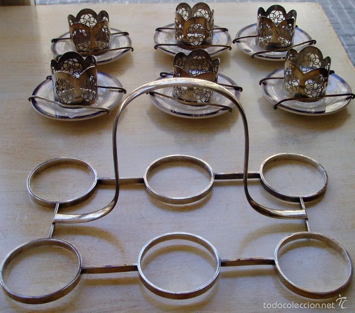 Vintage: Porta vasos - Foto 2 - 58379357