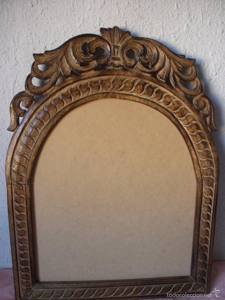 marco de madera para espejo , pintura decoració - Comprar en ...