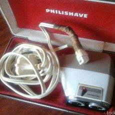Vintage: MAQUINILLA DE AFEITAR PHILIPS. Lote 60002655