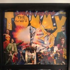 Vintage: PINBALL WIZARD TOMMY DE THE WHO. Lote 60443367