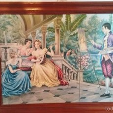 Vintage: CUADRO ANTIGUO.. Lote 61011411