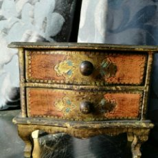 Vintage: JOYERO DE CAJONES. Lote 61870299