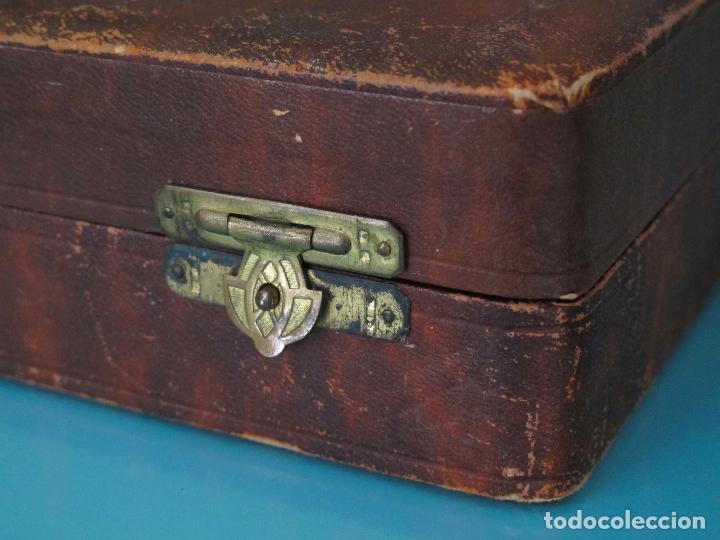 Vintage: set manicura antiguo vintage años 50 estuche completo uñas - Foto 2 - 62057144