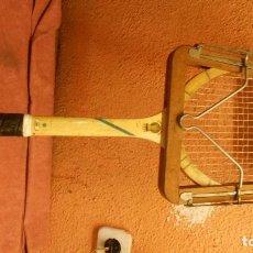 Vintage: RAQUETAS DE TENIS CON FUNDA MARCA --SLAZENGER. Lote 62719356