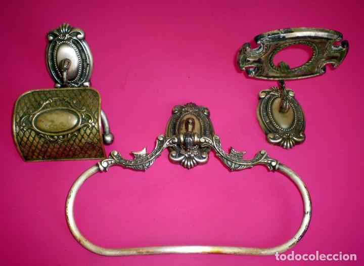 Conjunto de accesorios para cuarto de ba o en b vendido - Accesorios cuarto bano ...