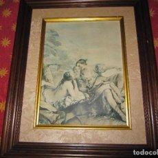 Vintage: ANTIGUO CUADRO VINTAGE AÑOS 70. Lote 66765470