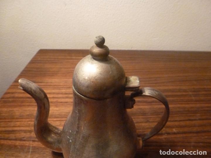 Vintage: tetera de metal - Foto 2 - 66809394