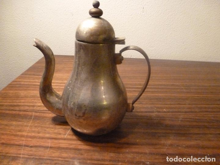 Vintage: tetera de metal - Foto 5 - 66809394
